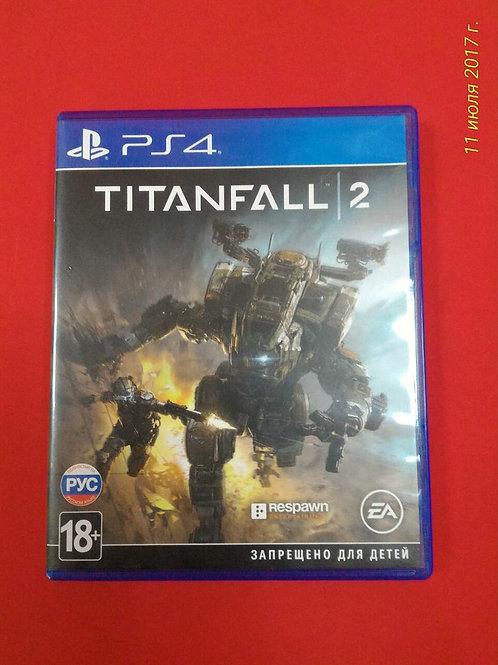 PS4 EA Titanfall 2