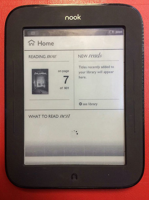 Barnes Noble Nook Simple Touch
