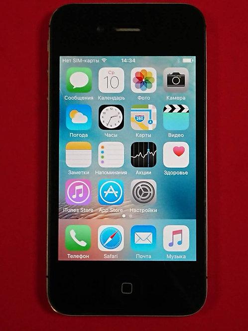 Apple iPhone 4S 8Gb Black (mf265b/a)