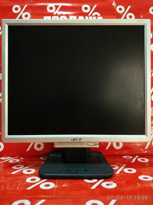 """ЖК-монитор с диагональю 17"""" Acer AL1716"""