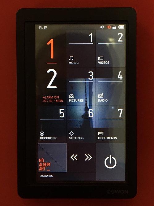 Мультимедиа плеер Cowon iAudio X9