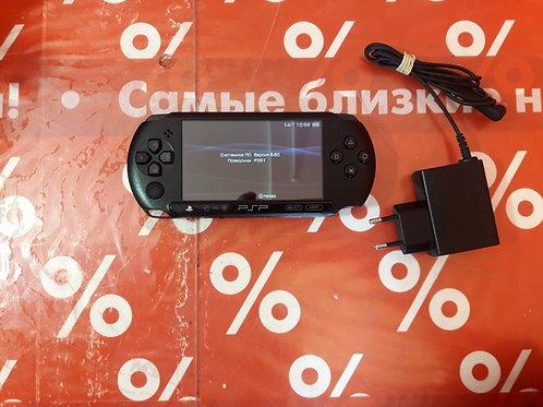 PSP-E1008 Black