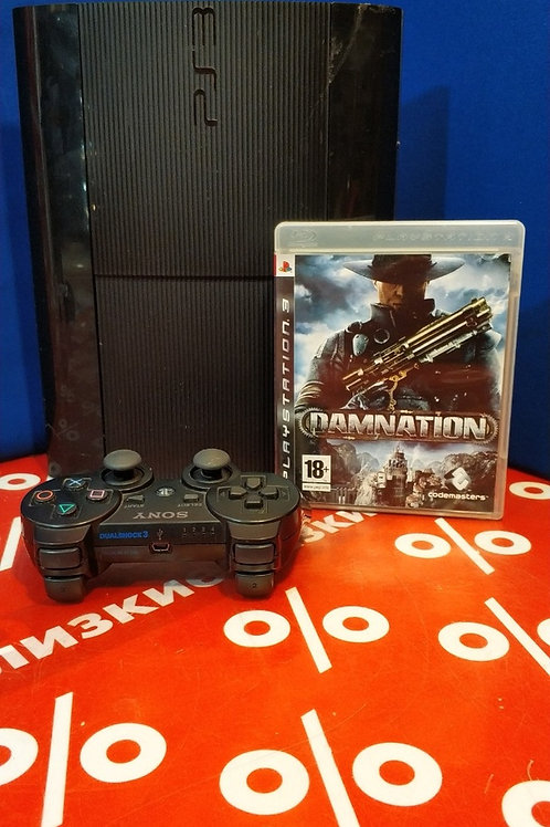 Sony PlayStation 3 Super Slim 120GB