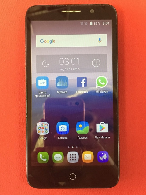 Alcatel One Touch POP 3 5015D Black