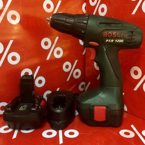 Bosch PSR 1200 1.2Ah x2
