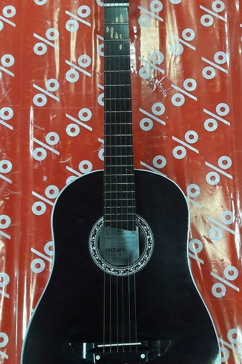 Акустическая гитара Аккорд 6с3 г. Бобров + чехол