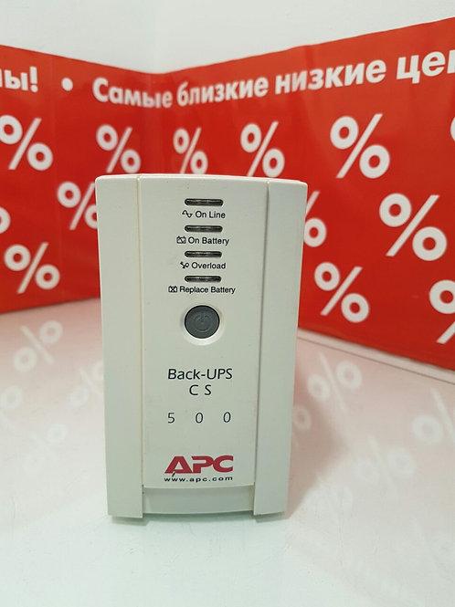 Источник бесперебойного питания APC Back-UPS