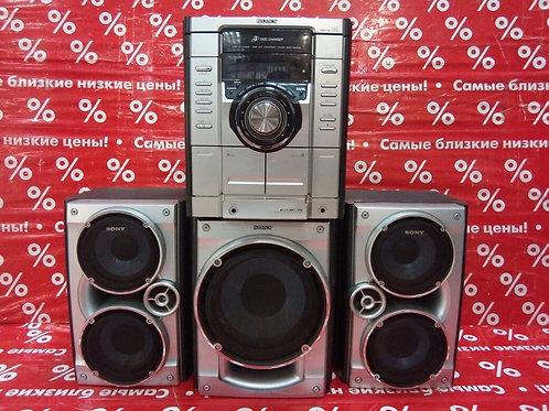Музыкальный центр Sony MHC-RG475S\мощность 880Вт