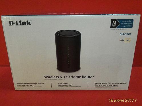 Wi-Fi-роутер D-link DIR-300A