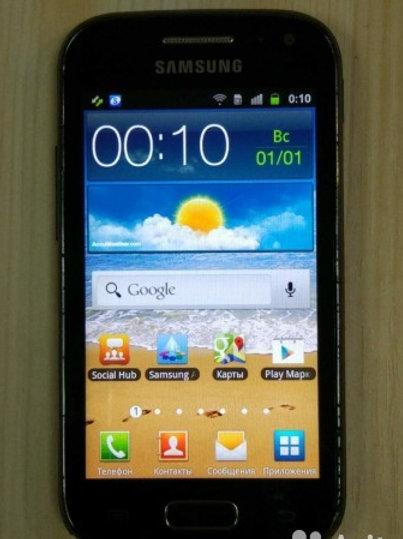 Samsung Galaxy Ace II GT-I8160