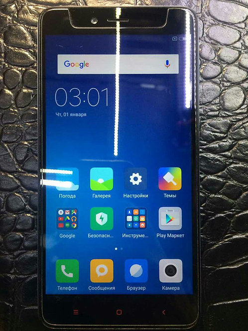 Xiaomi Redmi Note 2 32Gb\8 ядер\2Gb DDR\4G LTE