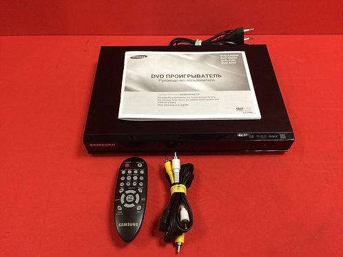 DVD-плеер Samsung DVD-E350