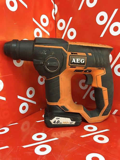 Аккумуляторный перфоратор AEG BBH 12 Li-401C