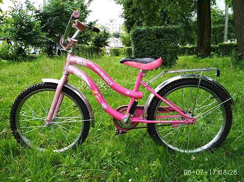 """Детский велосипед """"Принцесса"""""""