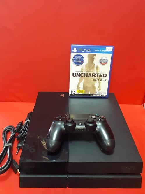 Sony PlayStation 4 500 Gb + игра
