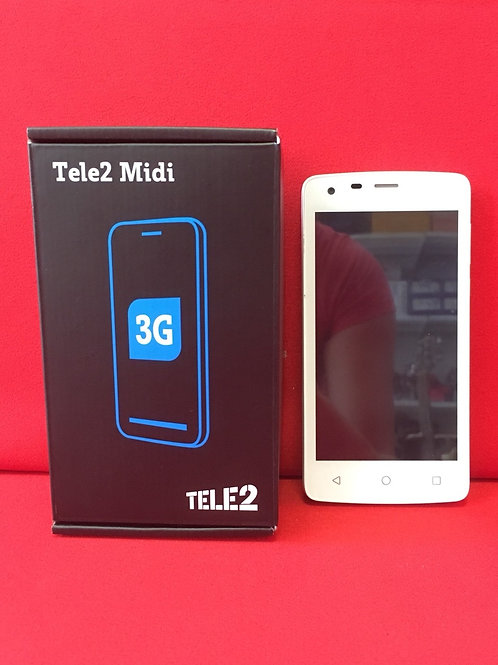 Tele2 Midi (1.1) White (комплект)
