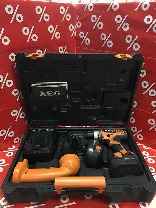 AEG BS 12G2 NC-142C с фонариком