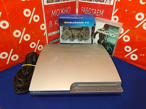 Sony PlayStation 3 Slim 320 гб