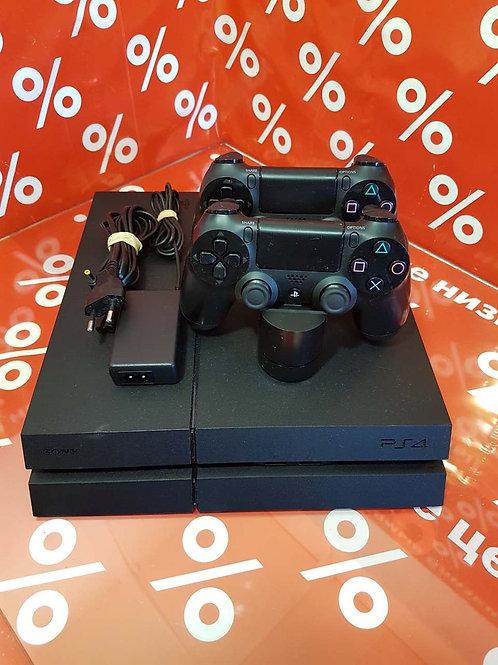 Sony PlayStation 4 500 Gb+2 джойстика