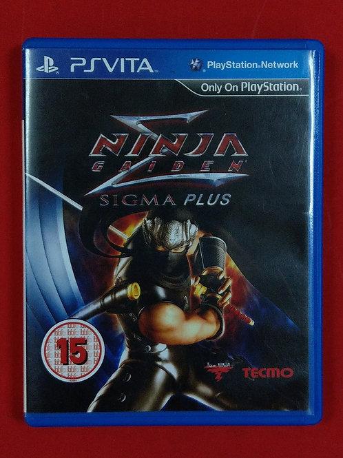 Игра для PS Vita Ninja Gaiden Sigma Plus