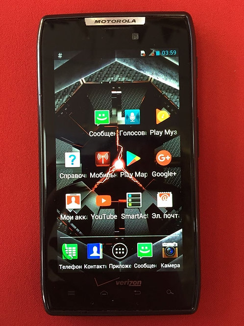 Motorola droid razr hd 16gb