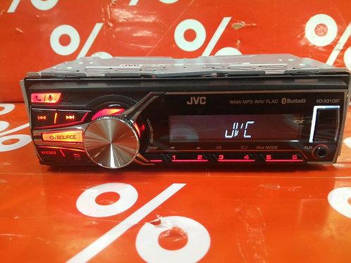 JVC KD-X310BT c Bluetooth и USB/Гарантия