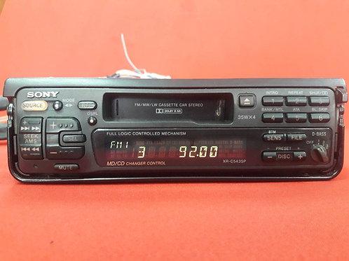 Кассетная автомагнитола Sony XR-C543SP