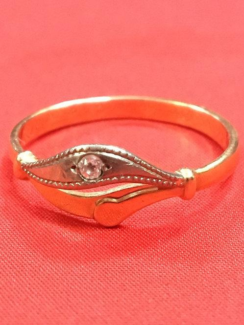 Кольцо из золота 585 пробы (2.45 гр.)