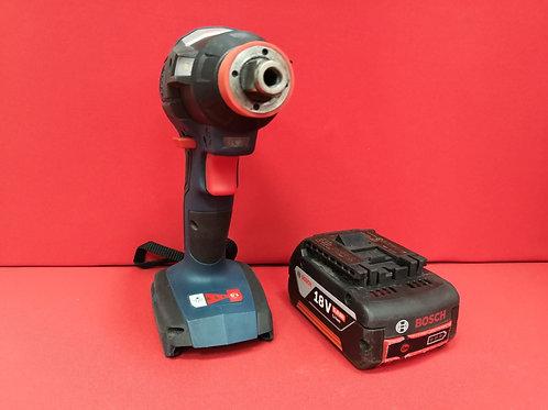 Ак. гайковерт Bosch GDX 18 V-EC (без з.у.)