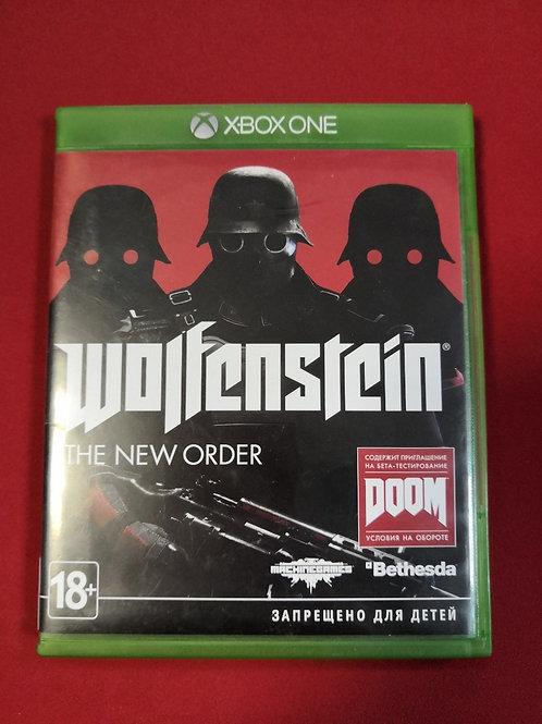 Видеоигра для Xbox One. Wolfenstein:The New Order