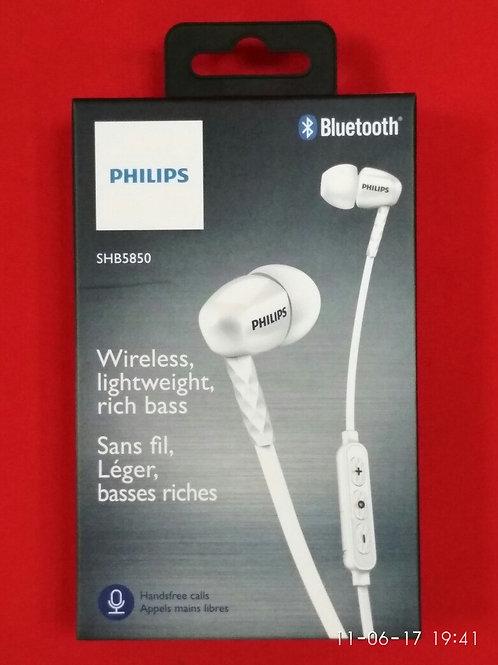 Bluetooth-наушники с микрофоном Philips SHB5850