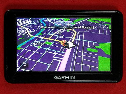 GPS с глонасс Garmin Nuvi 2495