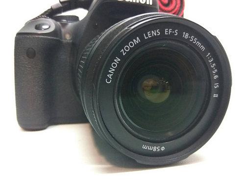Canon EOS 600D Kit (18-55)