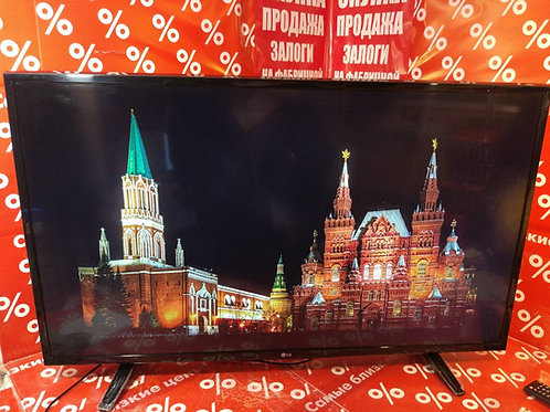ЖК-телевизор 4K UHD LG 43UH603V