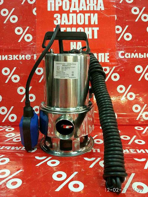 Дренажный насос ливнь нпд-0.6-35С