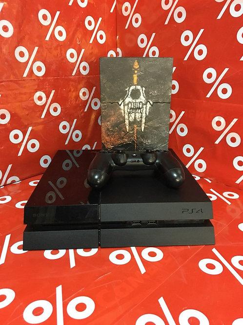 Sony PlayStation 4 500 Гб (CUH-1008A)