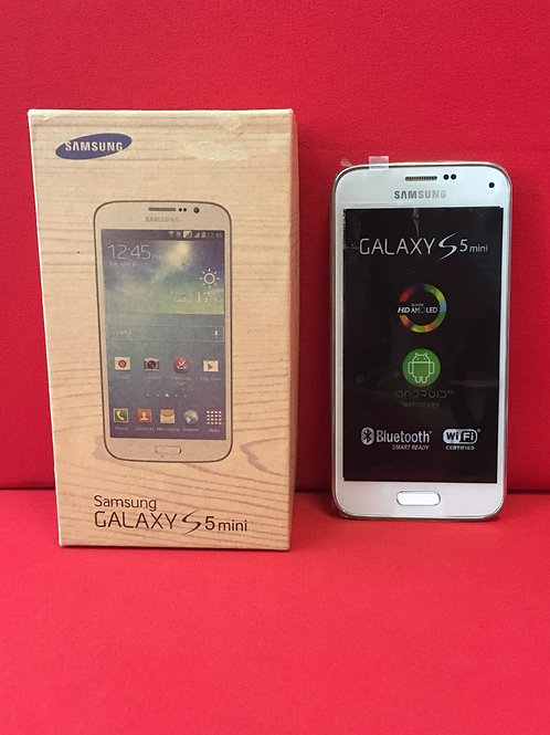 SAMSUNG Galaxy S5 mini SM-G800F White\NeW
