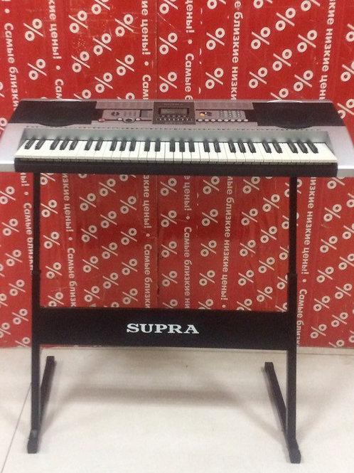 Синтезатор Supra SKB-610S со стойкой