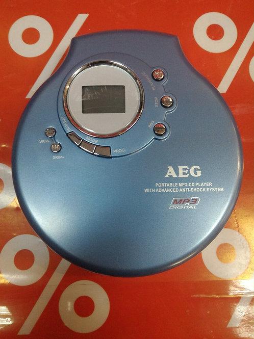 CD-MP3 плеер AEG CDP-4212