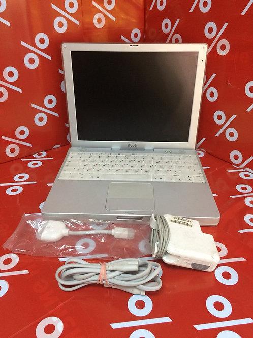 "Ноутбук Apple iBook A1005 12.1"" PowerPC 750"