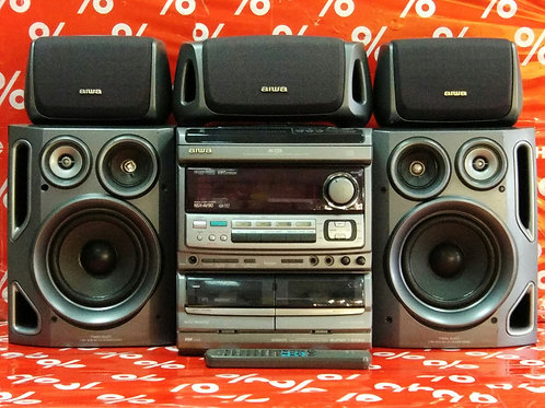 Музыкальный центр Aiwa NSX-AV90