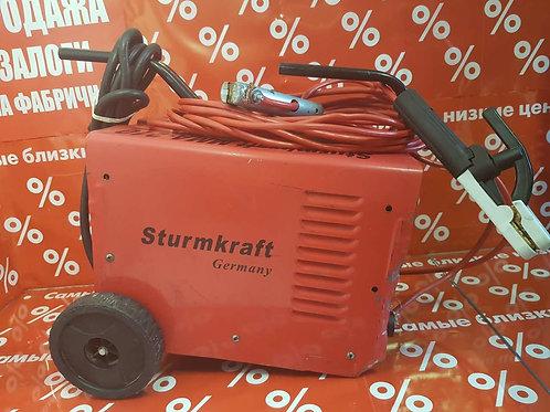 Сварочный аппарат Sturmkraft MMA-210