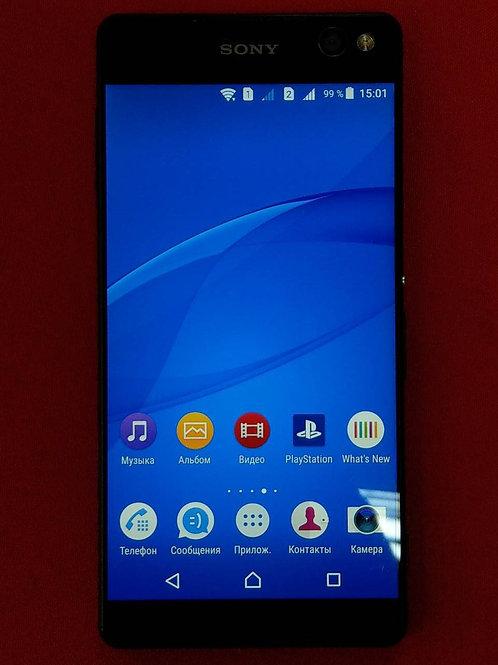 Sony Xperia C5 E5533 2 камеры 13 Mp