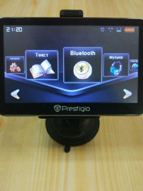 Навигатор Prestigio GeoVision 5330 btfmtv
