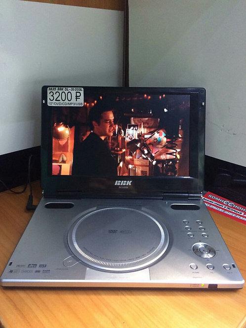 Портативный DVD- проигрыватель BBK DL3103SI