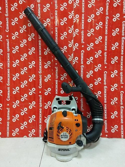 Бензиновое воздуходувное устройство Stihl BR 200