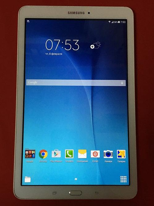 """Samsung Galaxy Tab E 9.6"""" SM-T561 8Gb 3G Black"""