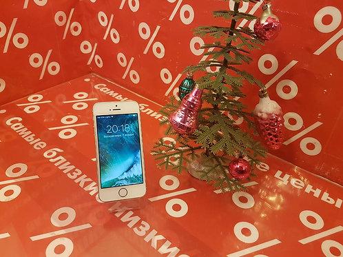 Apple iPhone 5S 16Gb Gold (ME434RU/A)