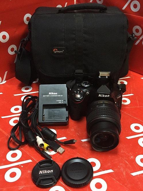 Nikon D5100 kit 18-55 DX+сумка+16 Gb Flash