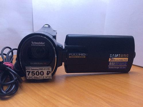 Видеокамера Samsung HMX-H320BP/XER.